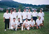 1999 Presidents XI vs Ljubljana CC